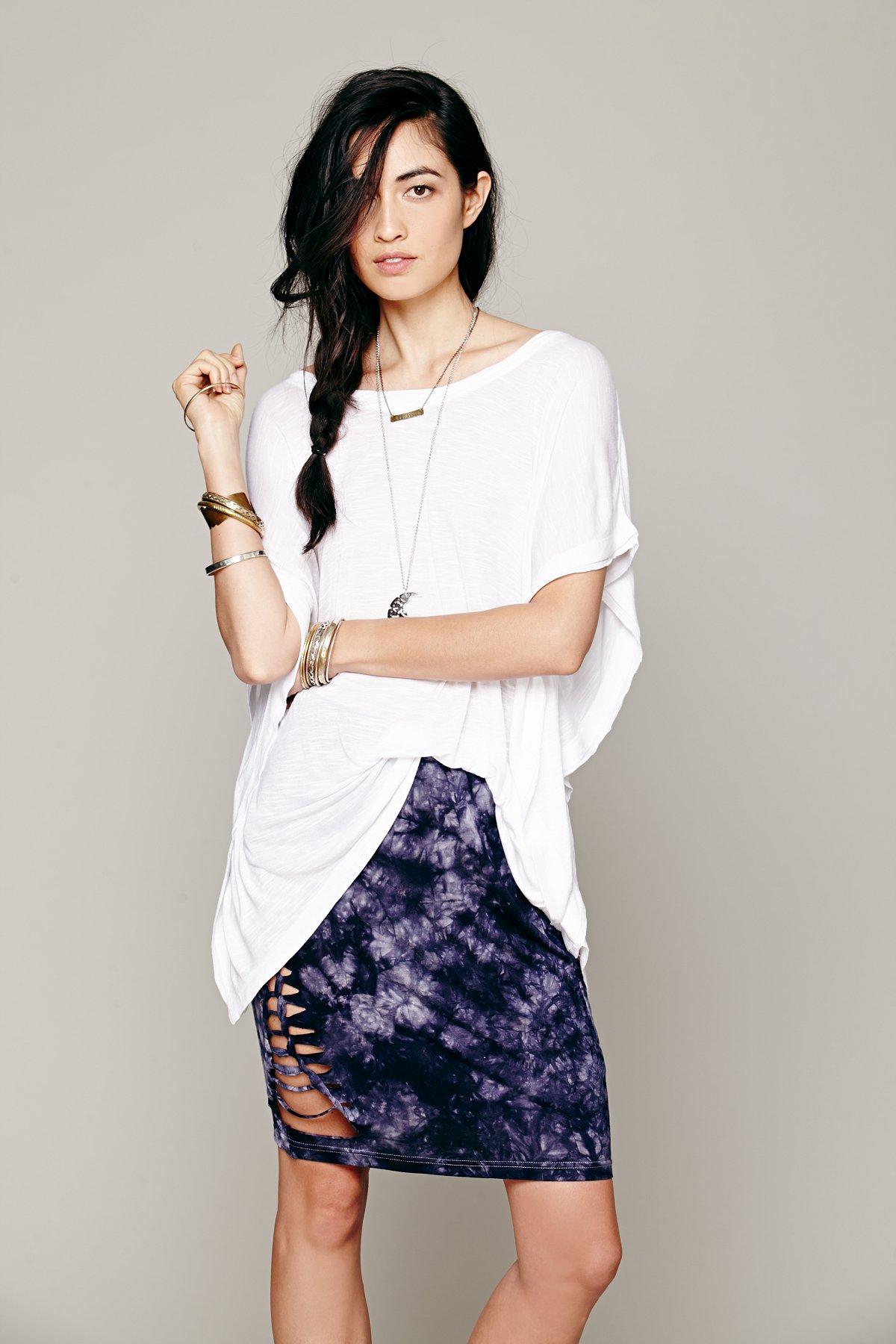 Axel Knit Midi Skirt