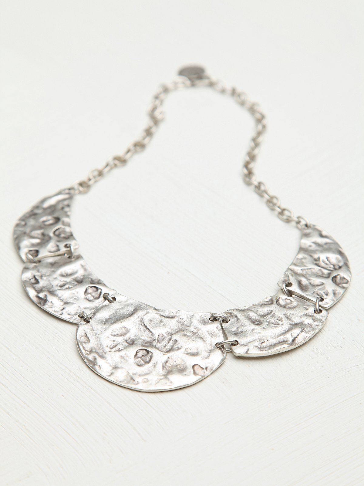 Tarnished Silver Collar
