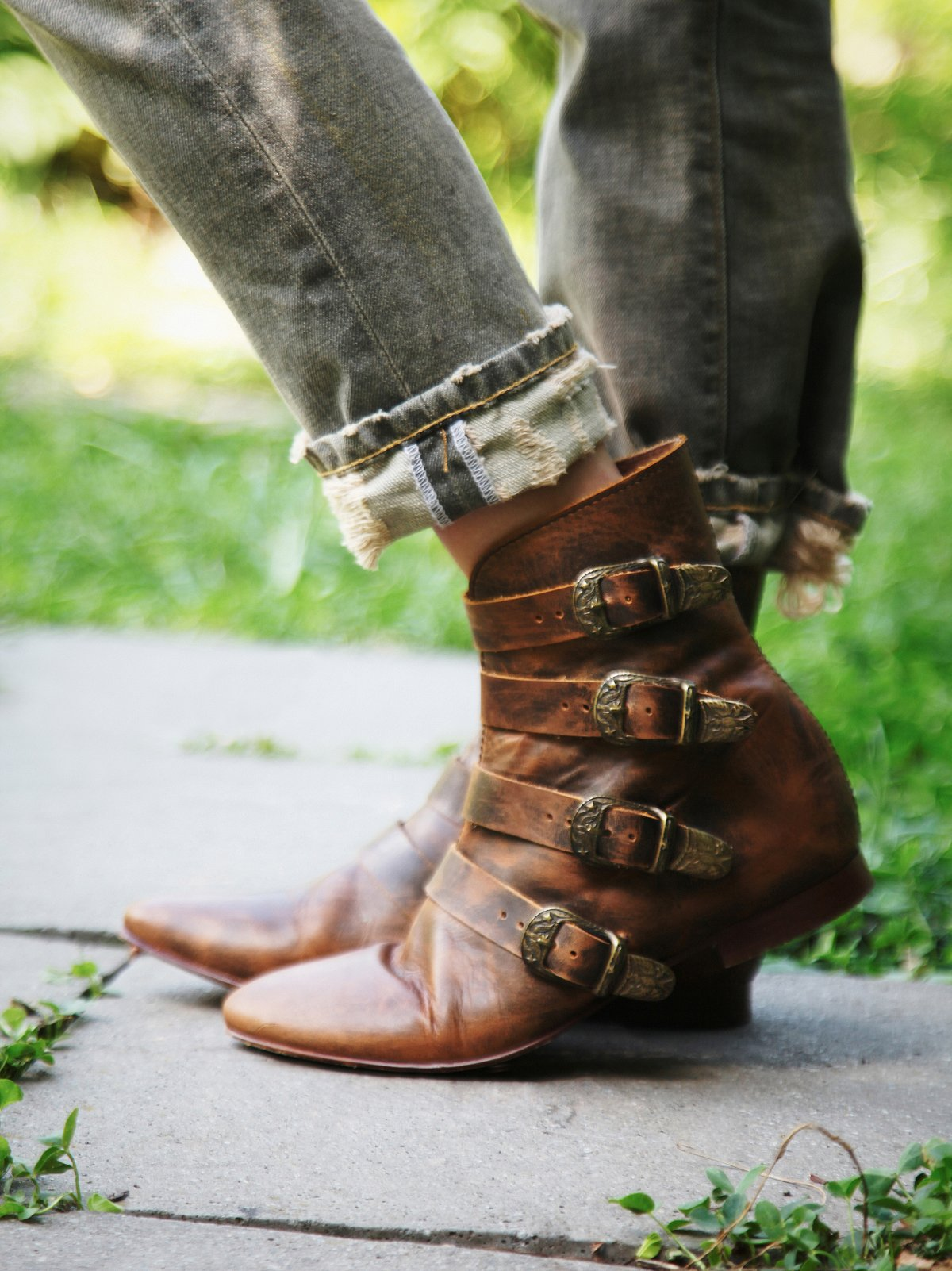 Beatnik Ankle Boot