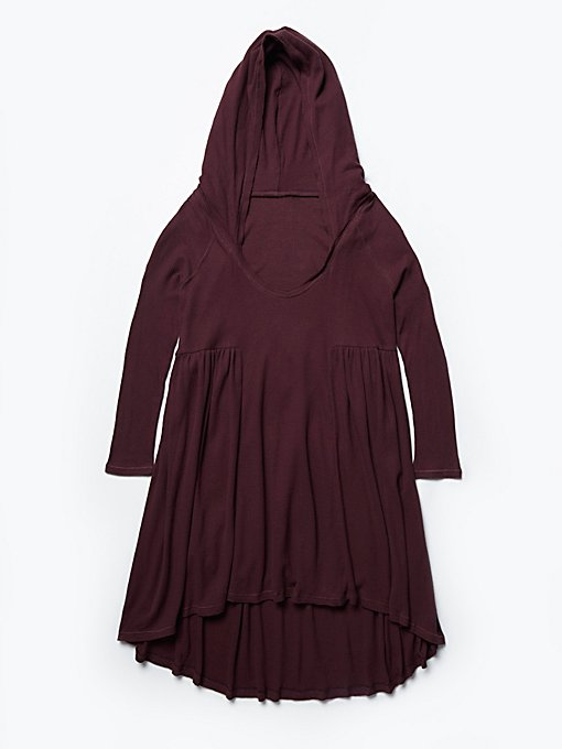Product Image: Comfy Hooded Dress