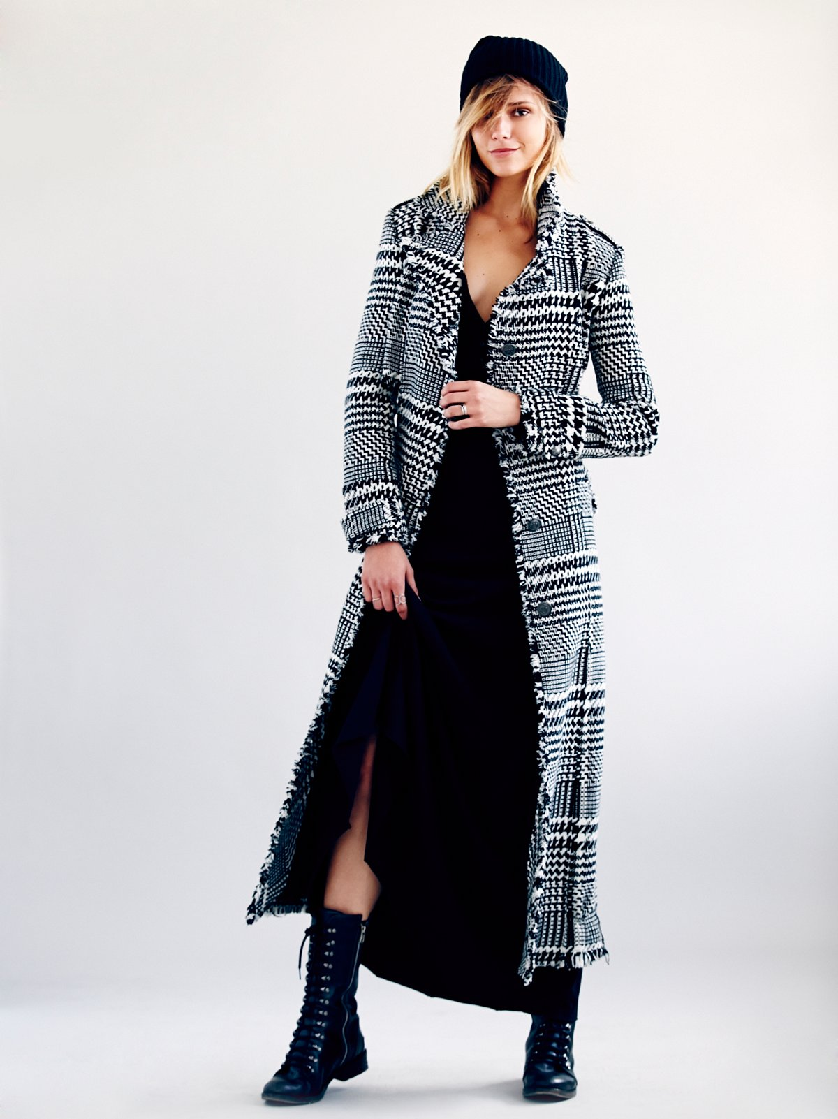 Recognition Maxi Coat