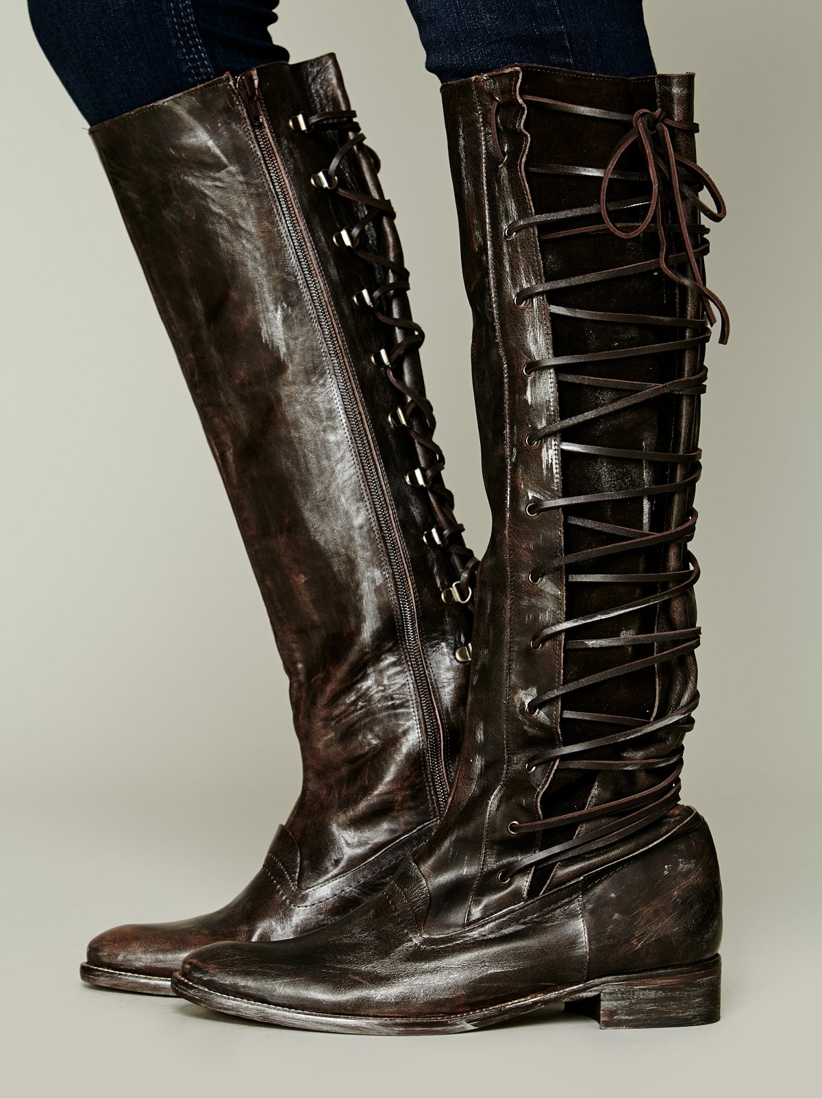 Alistair Riding Boot