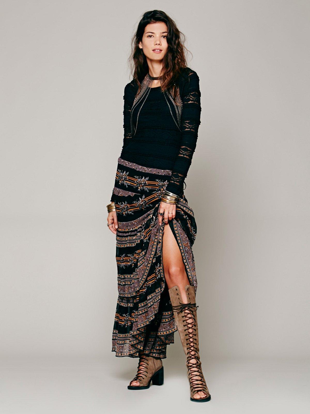Miss Fantastique Skirt
