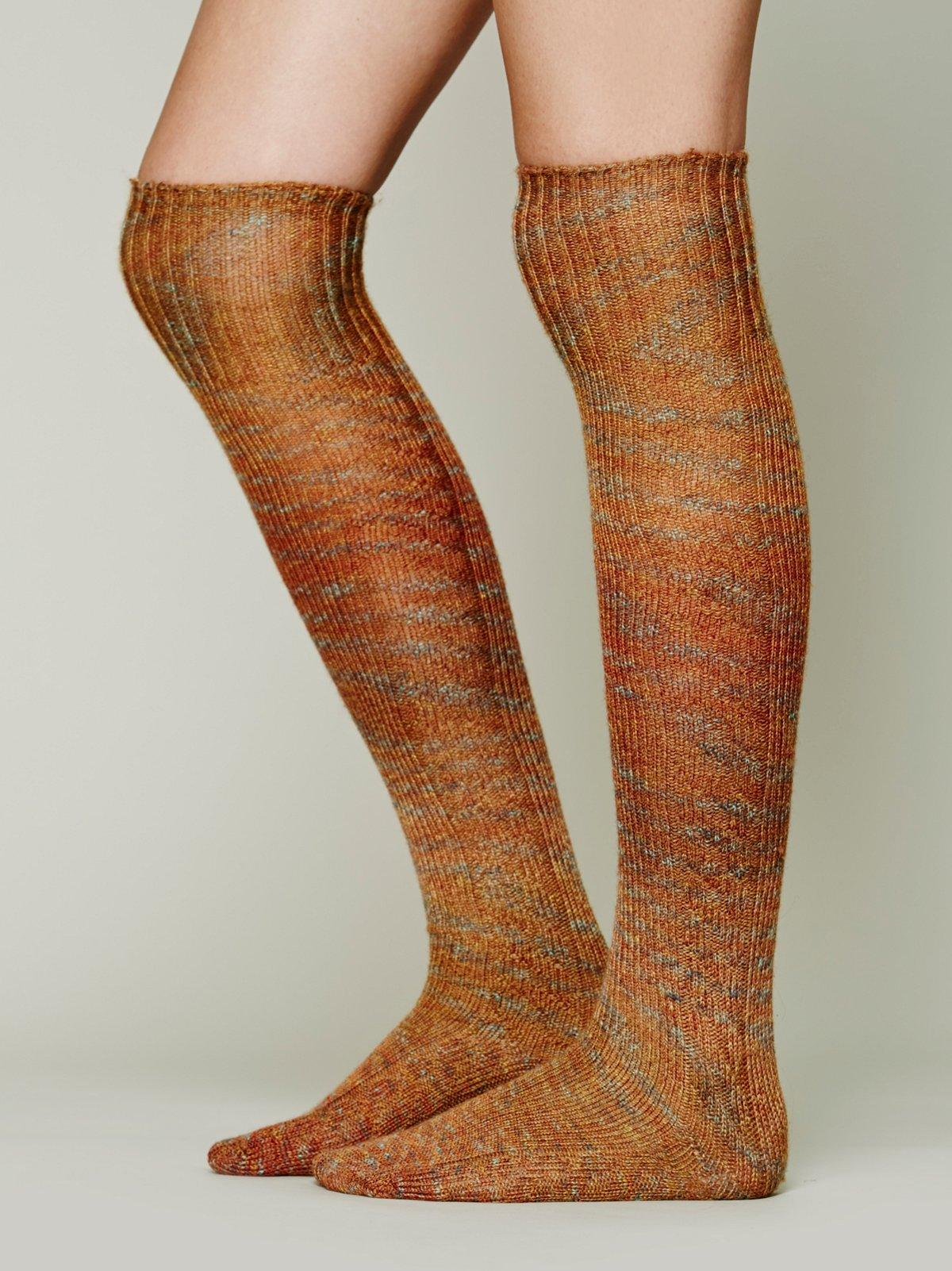 Netherland Tall Sock