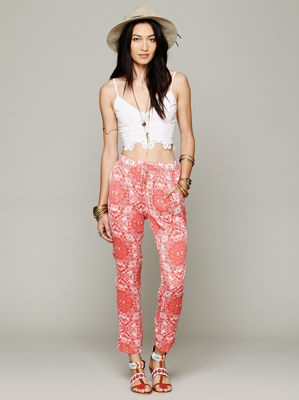 Coral Gardens Pant
