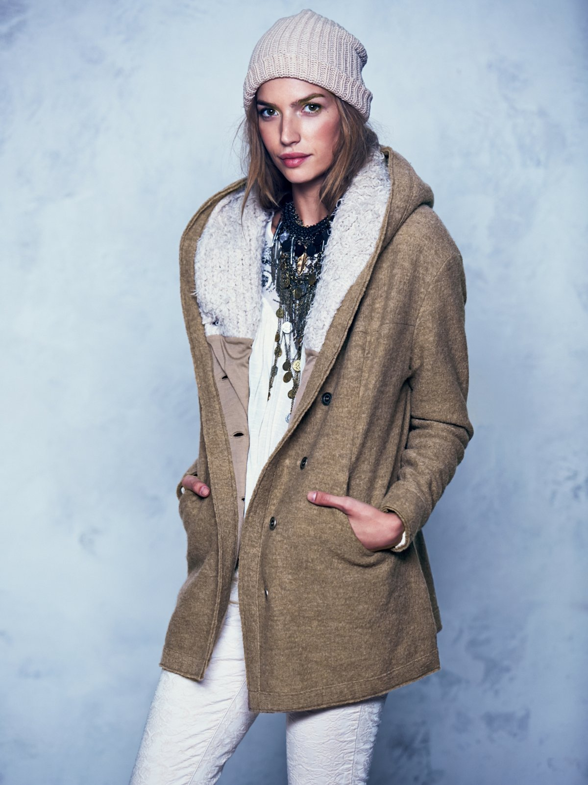 Of The Flock Hooded Jacket
