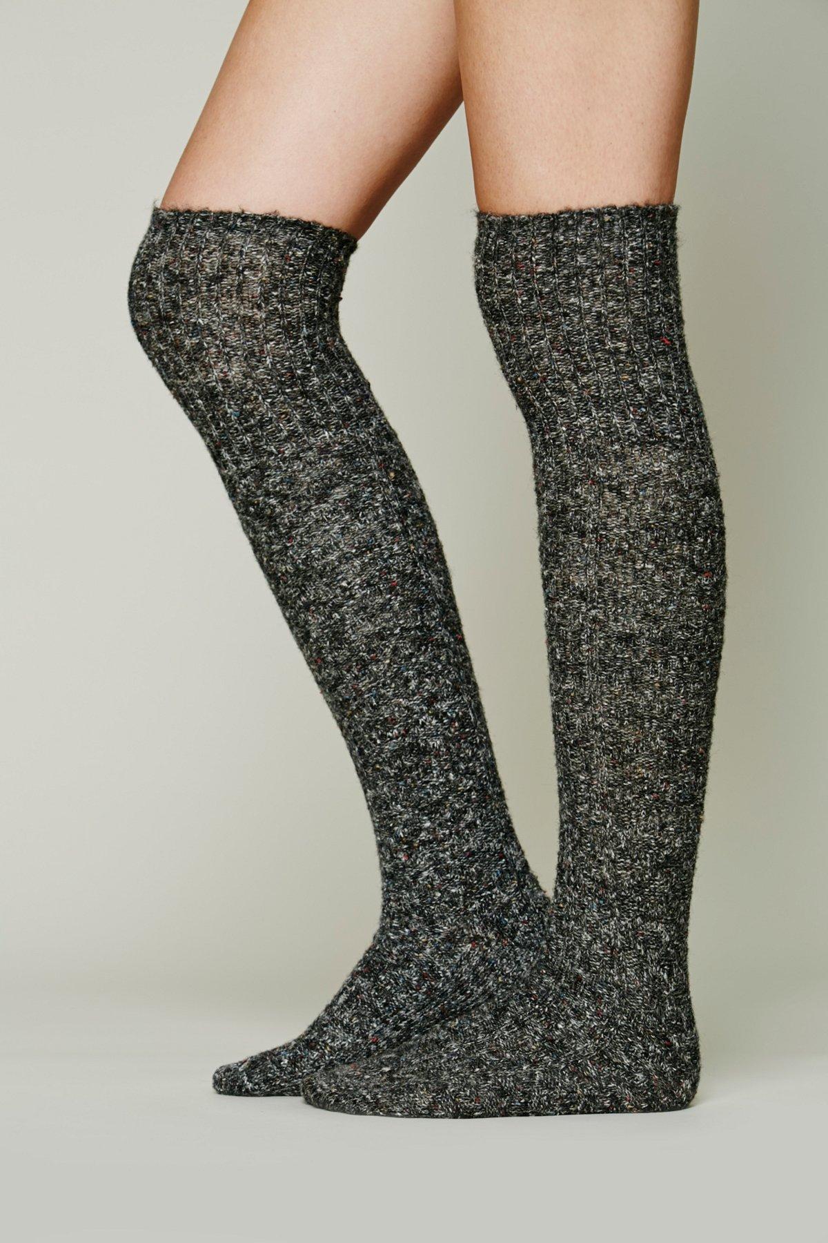 Cozy Sweater Tall Sock