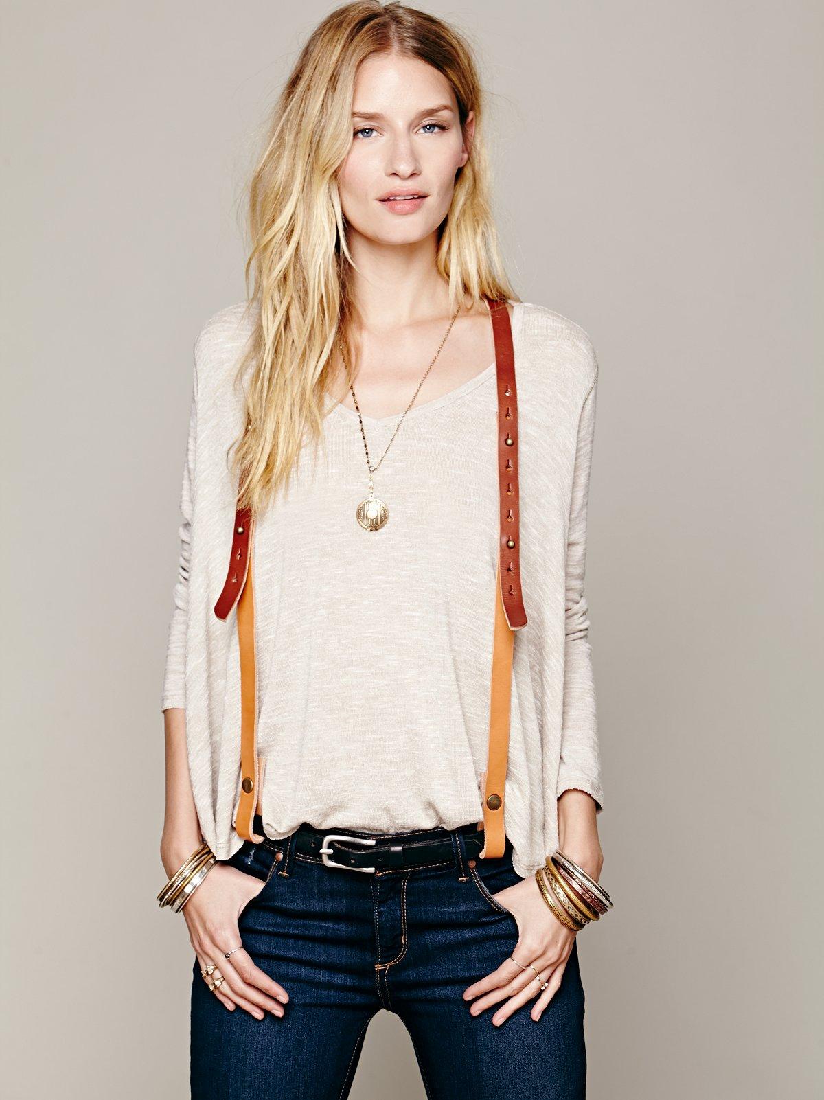 Split Ranch Suspenders