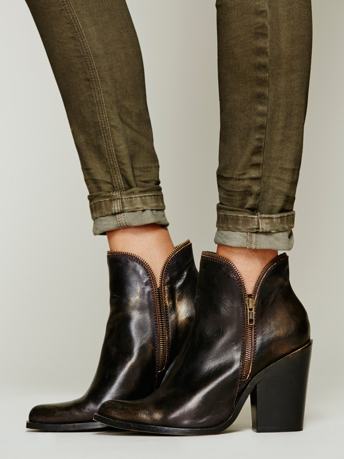 1968 Ankle Boot