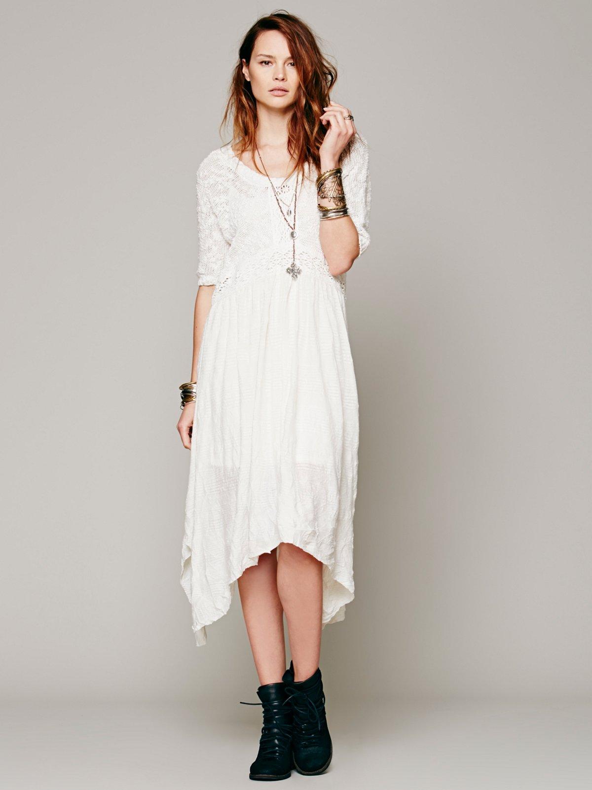FP X Homespun Beauty Dress