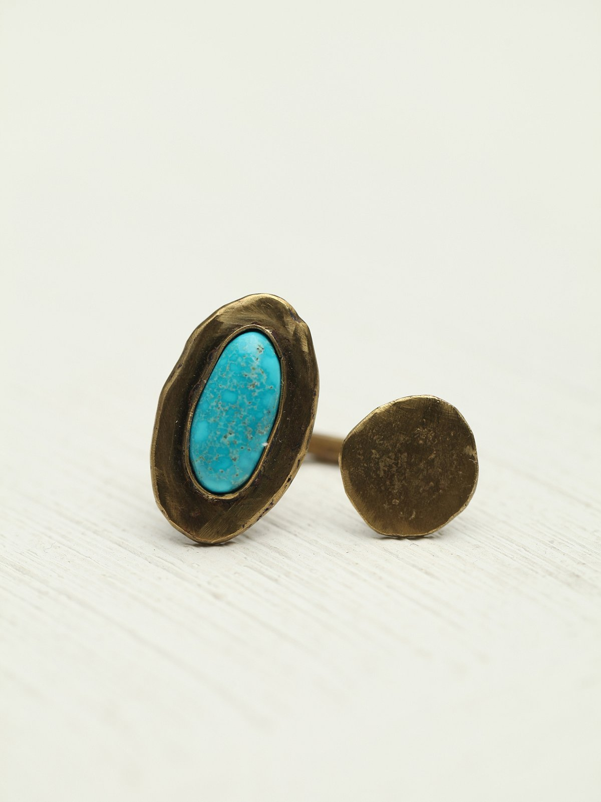 Orbit Turquoise Ring