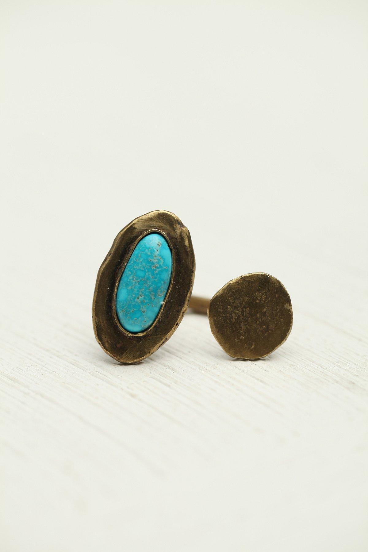 Orbit Turquoise Ring