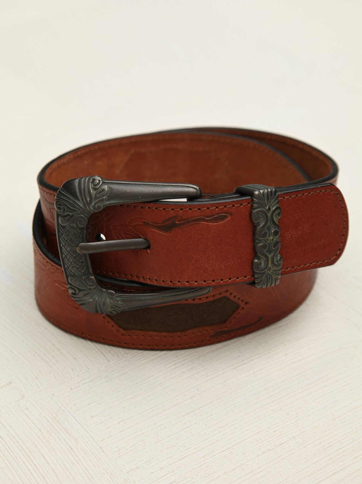 Hudson Leather Hip Belt