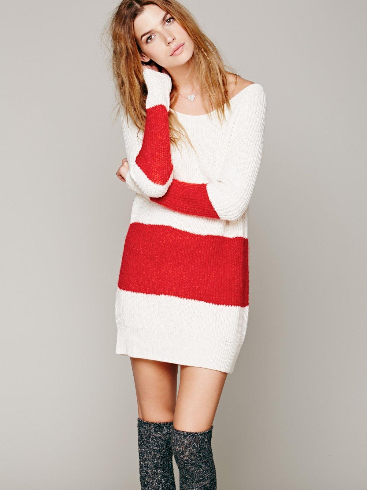 Mod Stripe Tunic