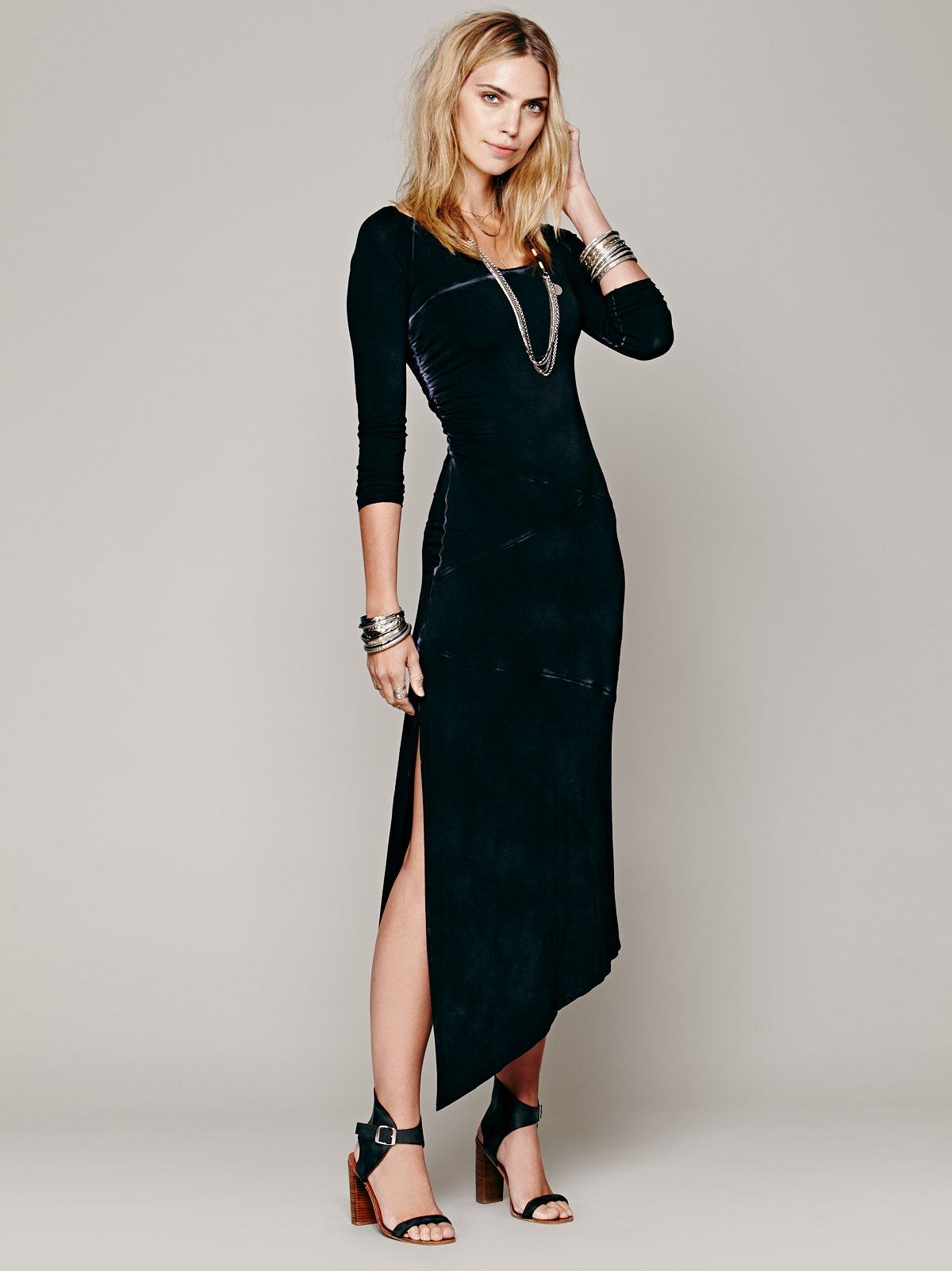 Crossroads Midi Dress