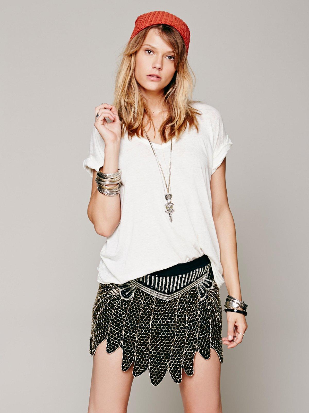 FP X Show Girls Mini Skirt