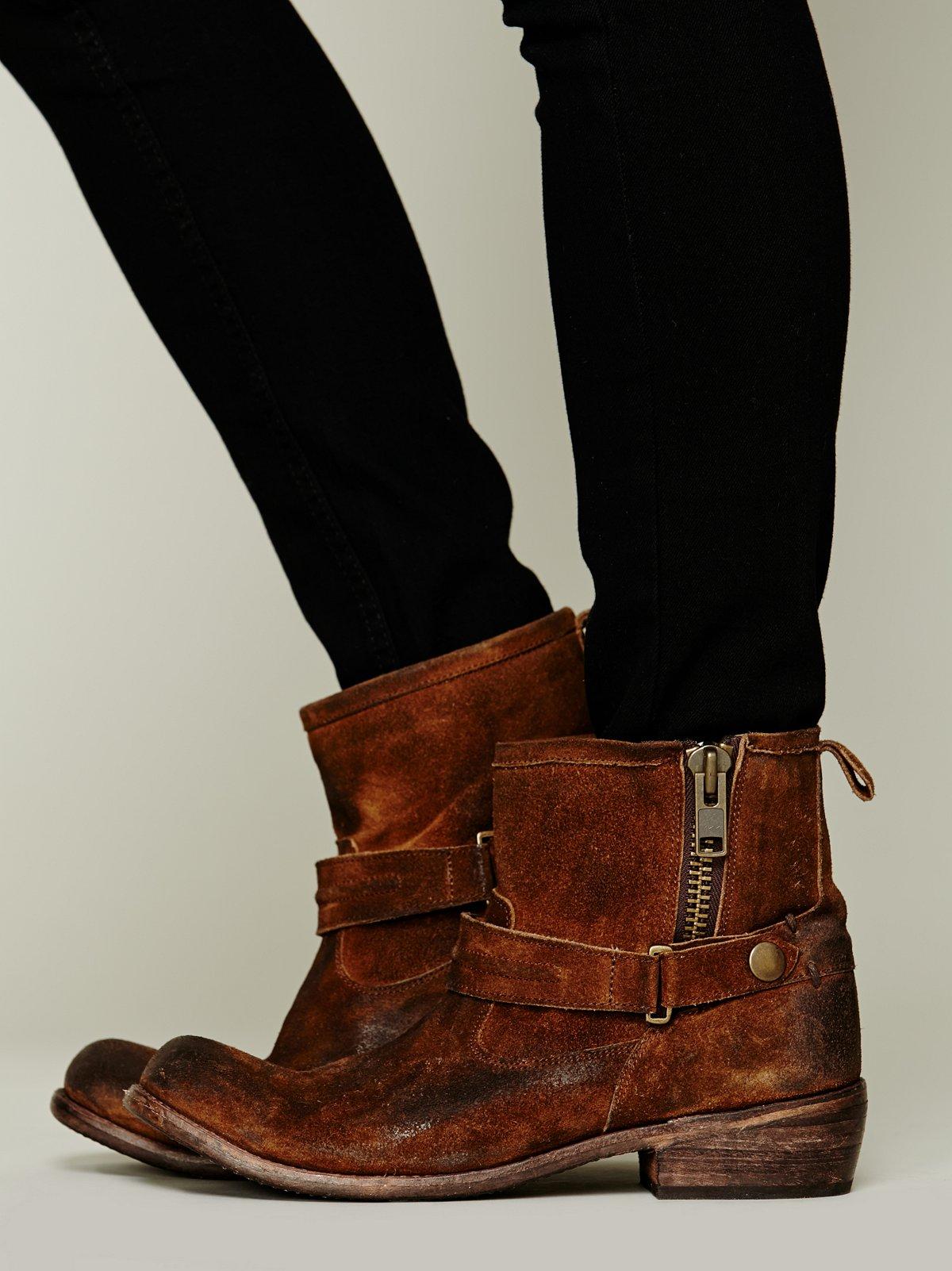 Low Plains Boot