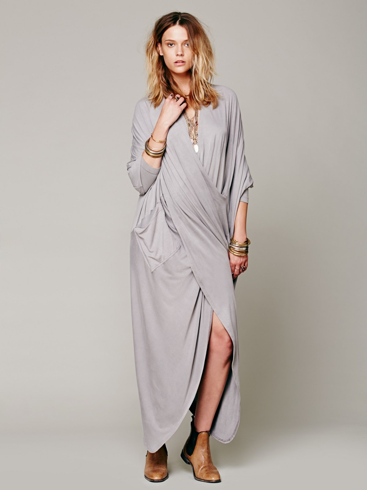 Maheya Cocoon Dress