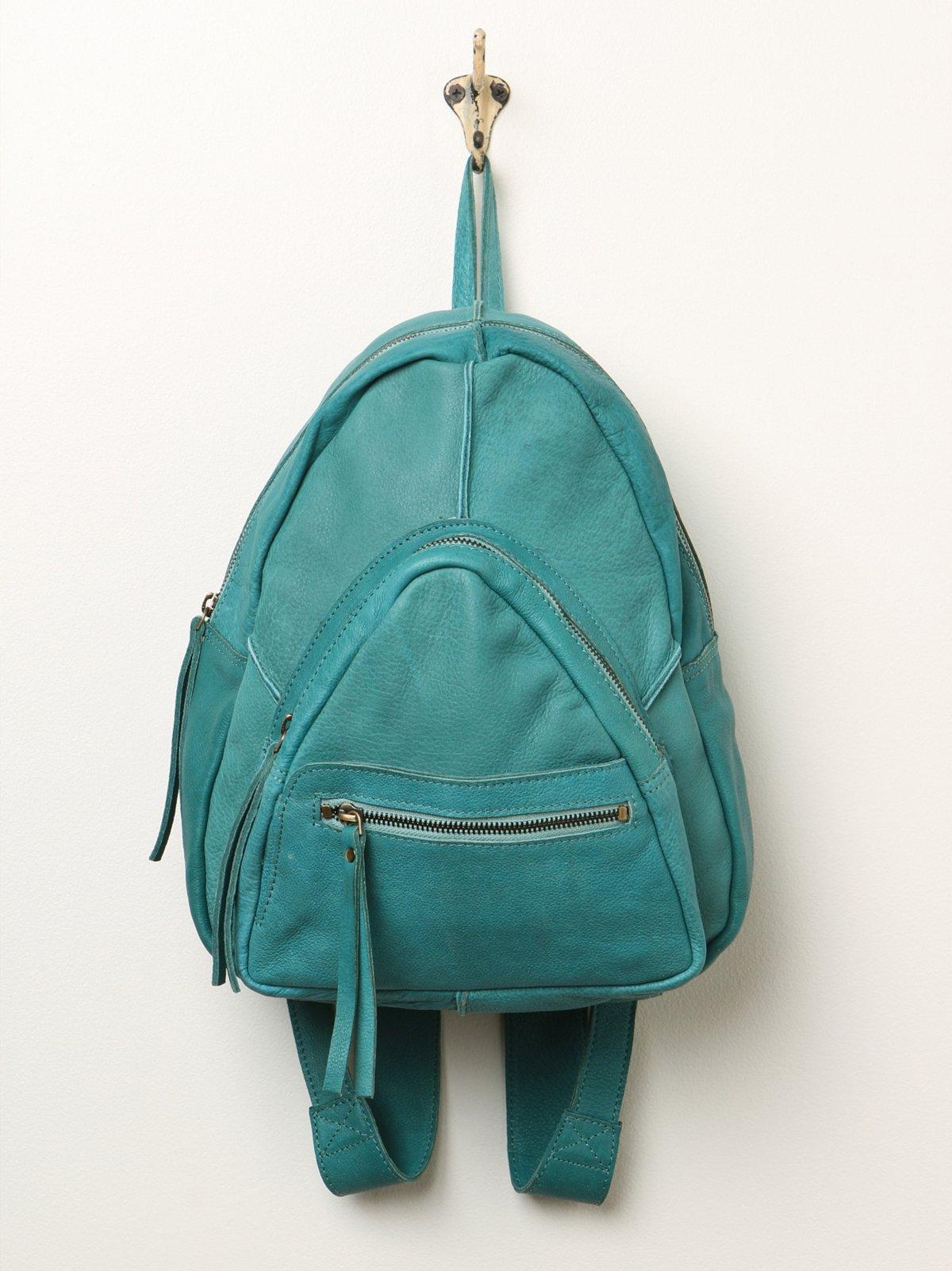 Sunday Leather Backpack