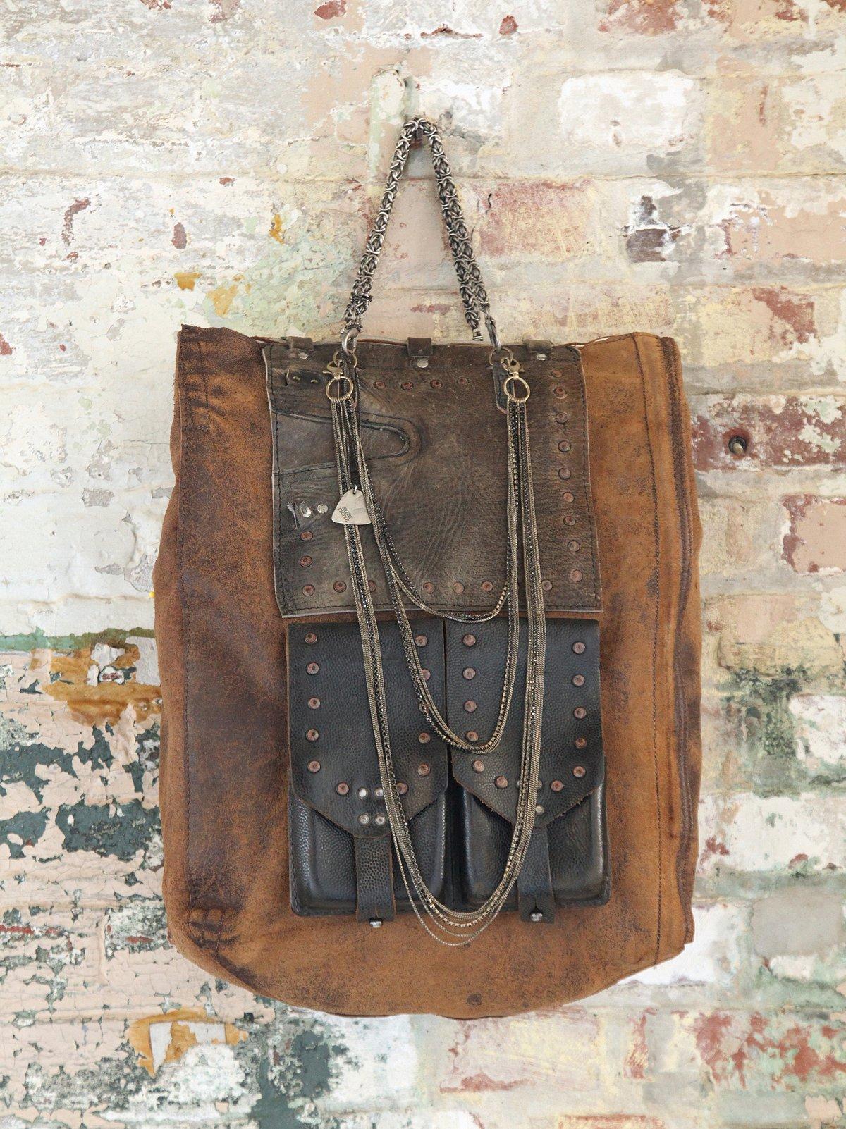 Silent People Janka Bag