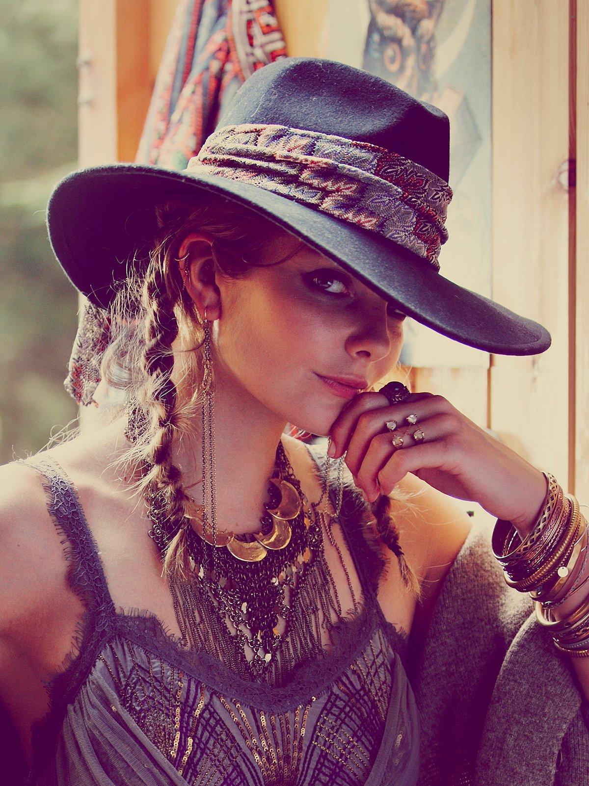 Safari Scarf Hat