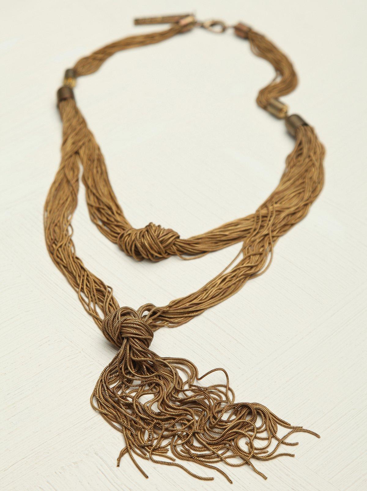 Tahiti Knott Layered Necklace