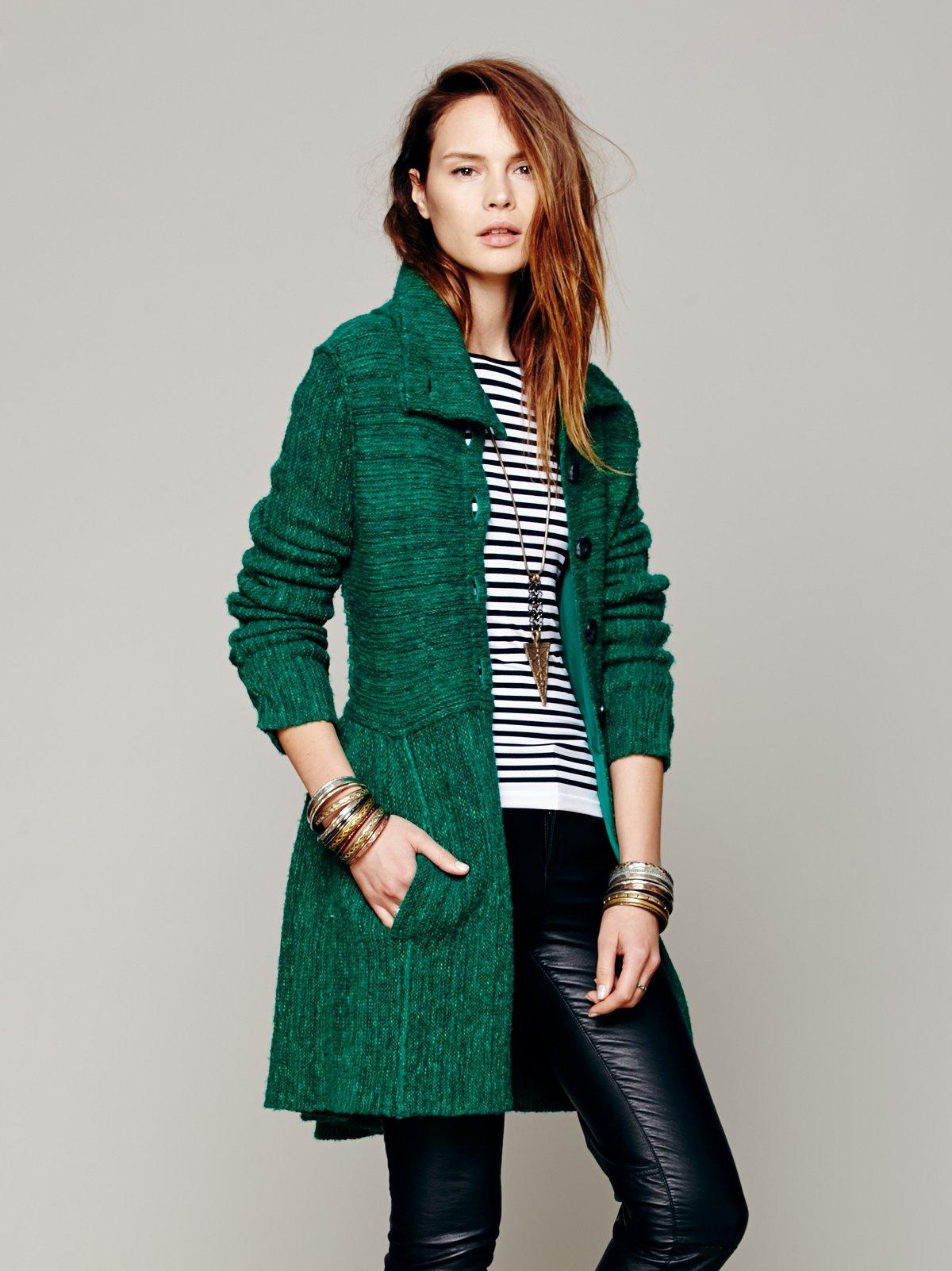 Loch Raven Sweater Jacket