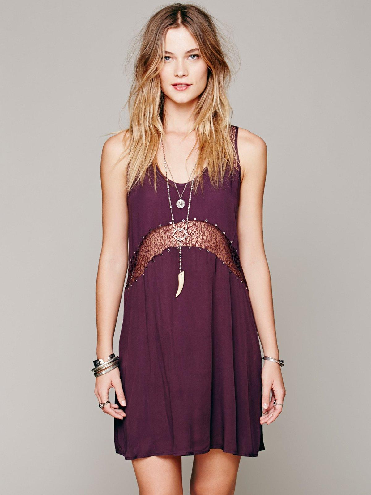 Tracker Midi Dress