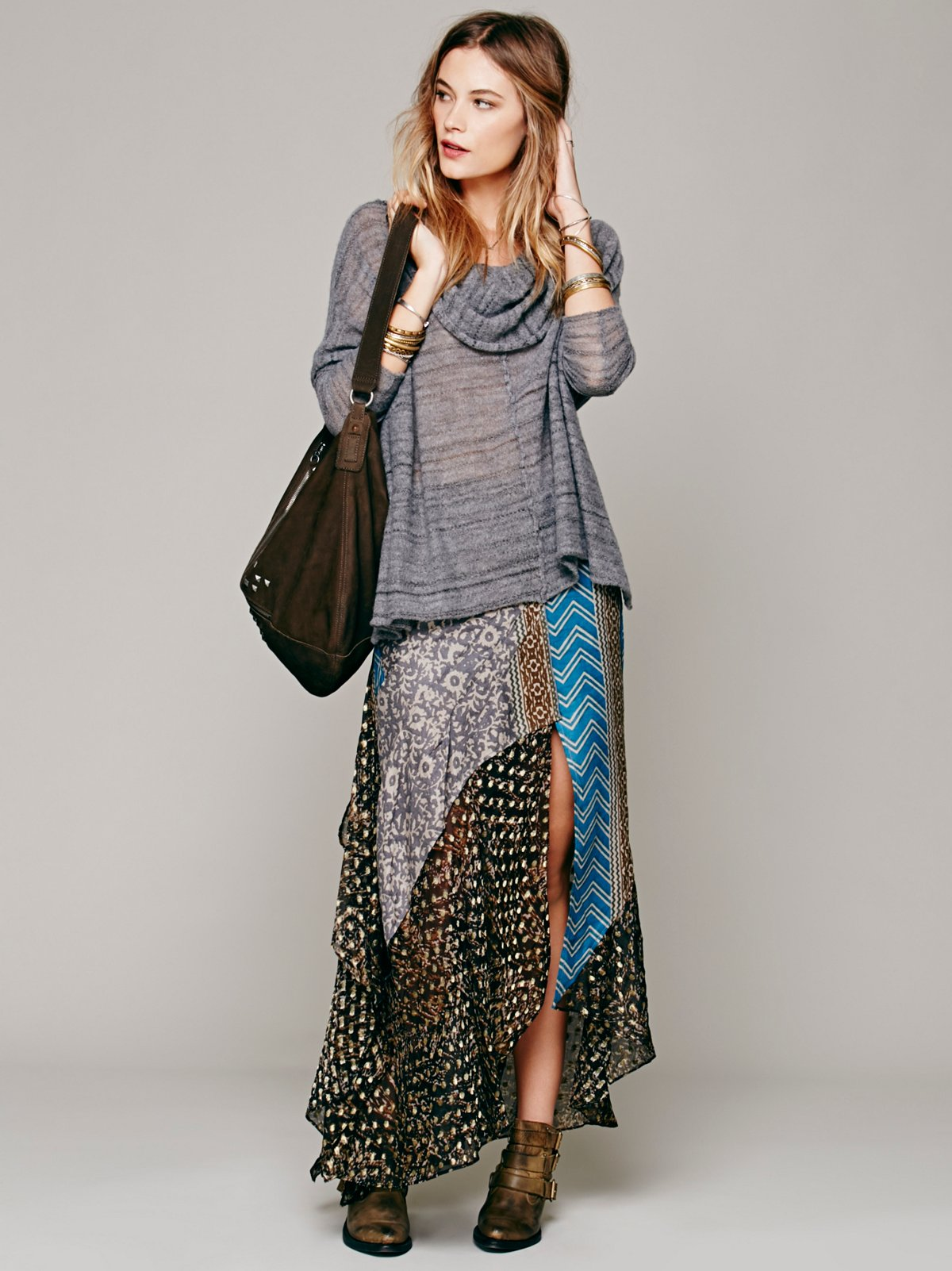 North Country Border Maxi