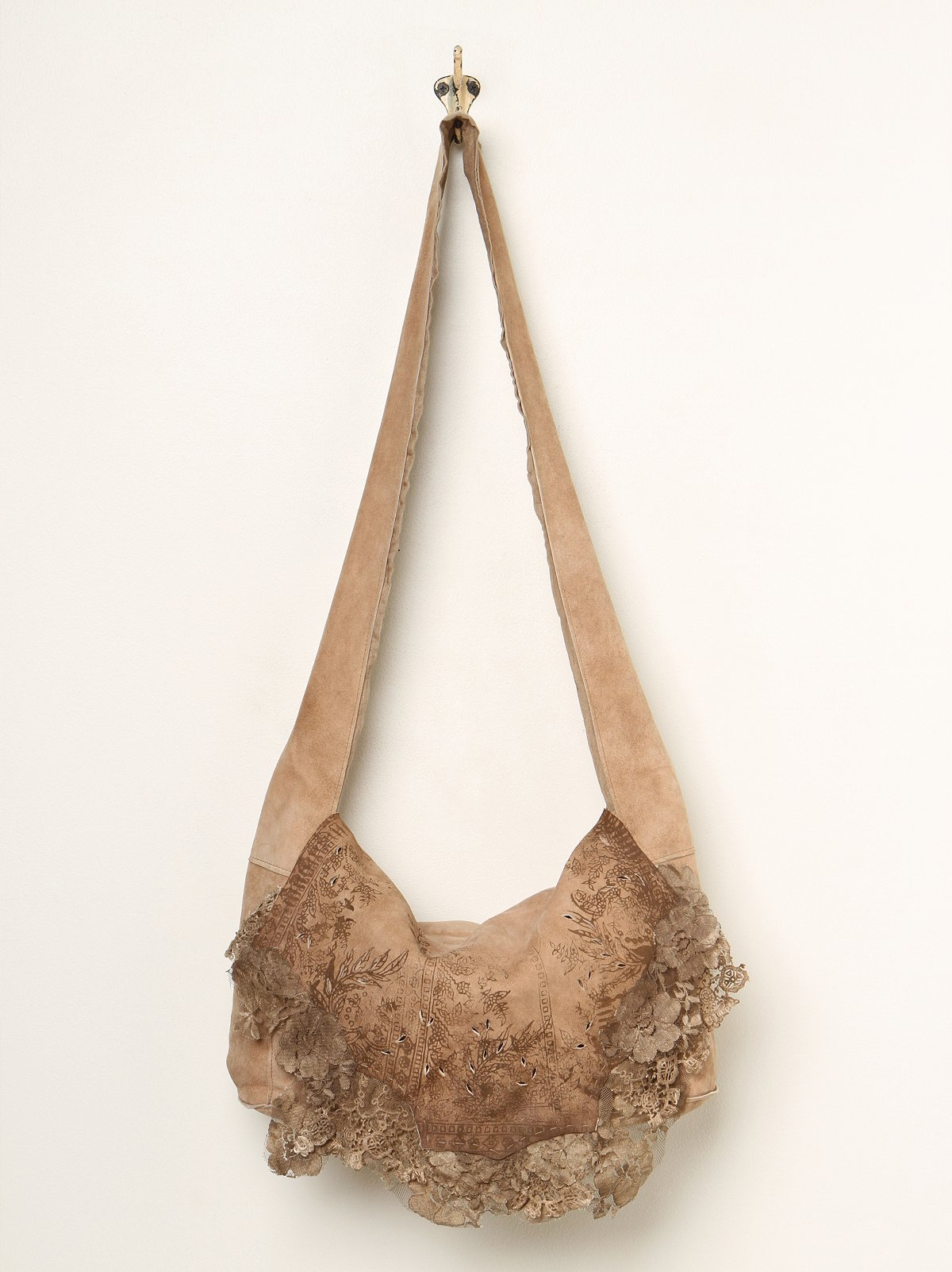Heirloom Lace Bag