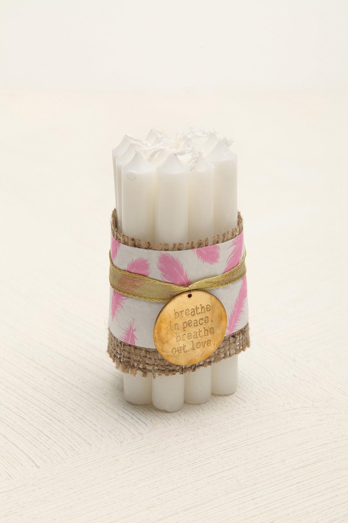 12 Short Candle Bundle