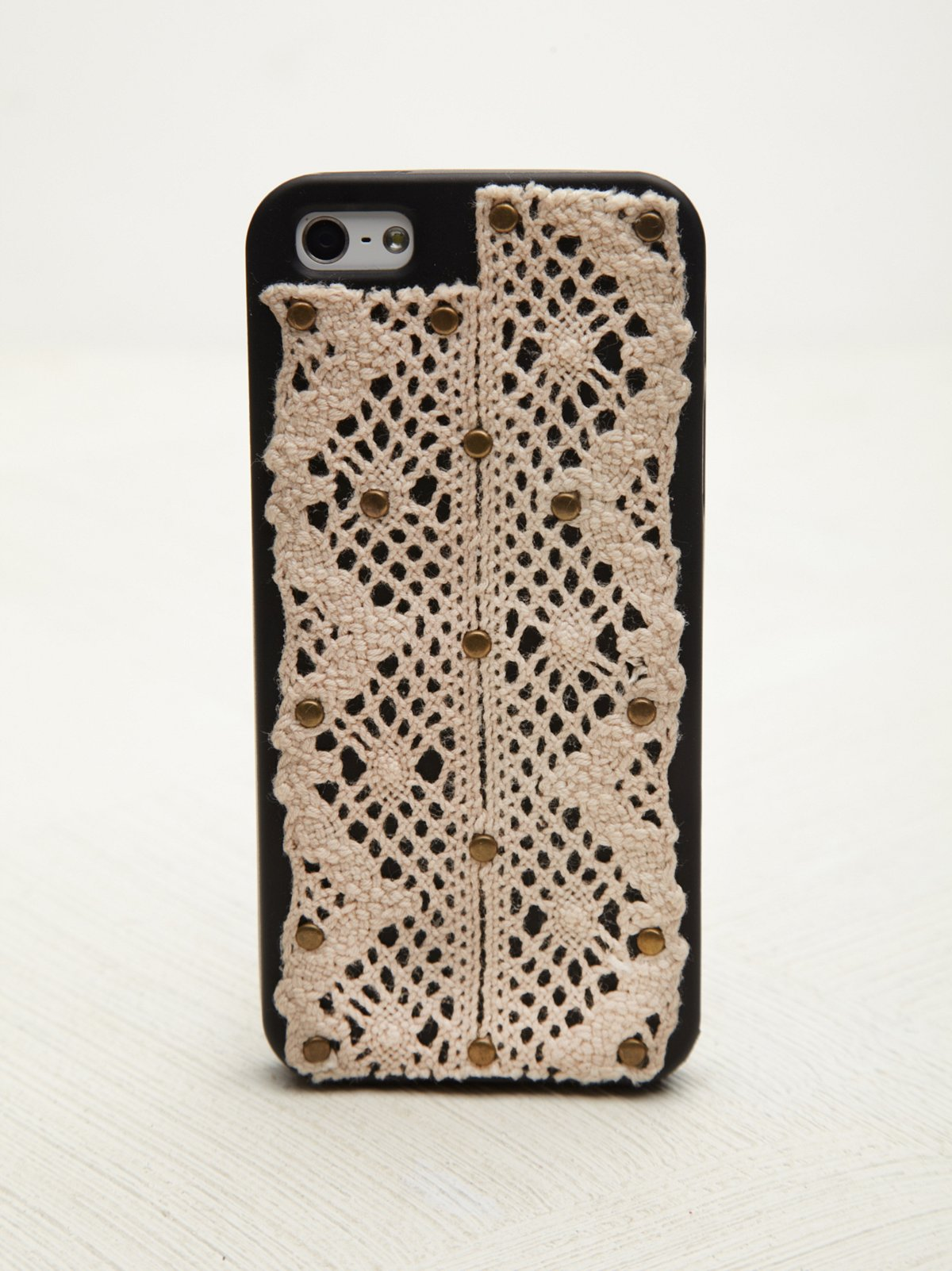 Crochet iPhone 4/5 Case