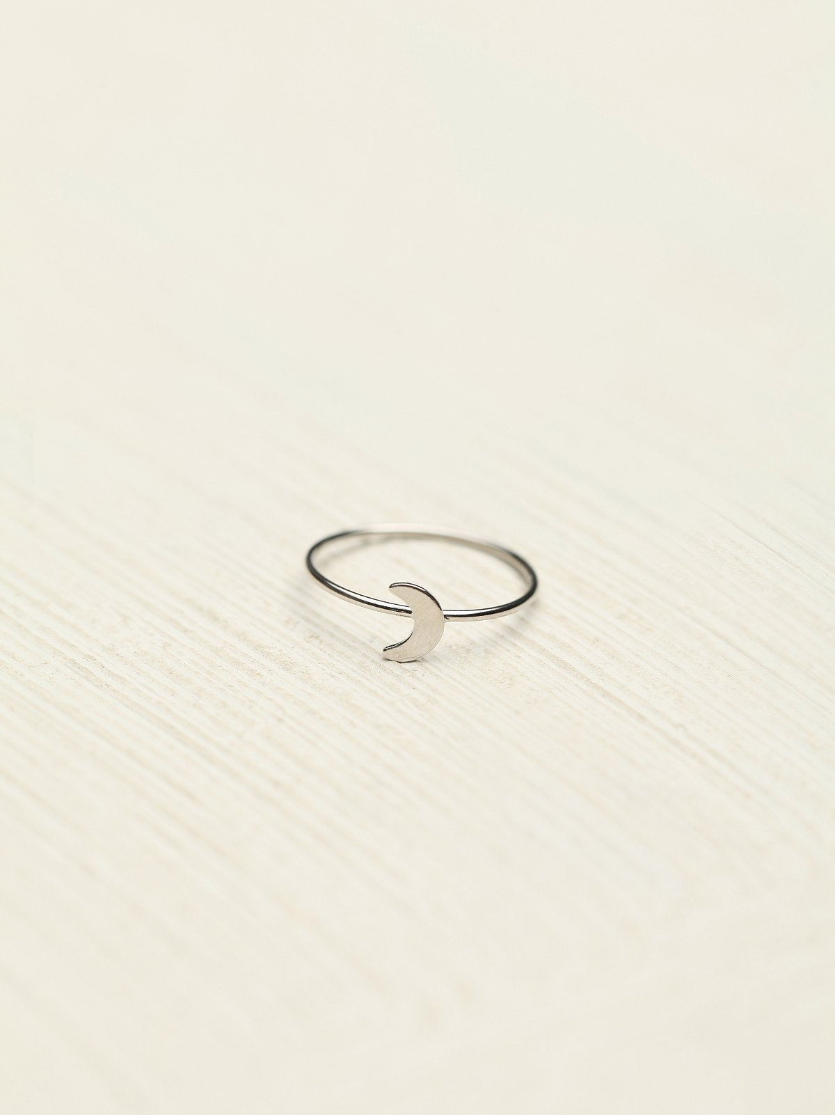 Icon Skinny Stacking Ring