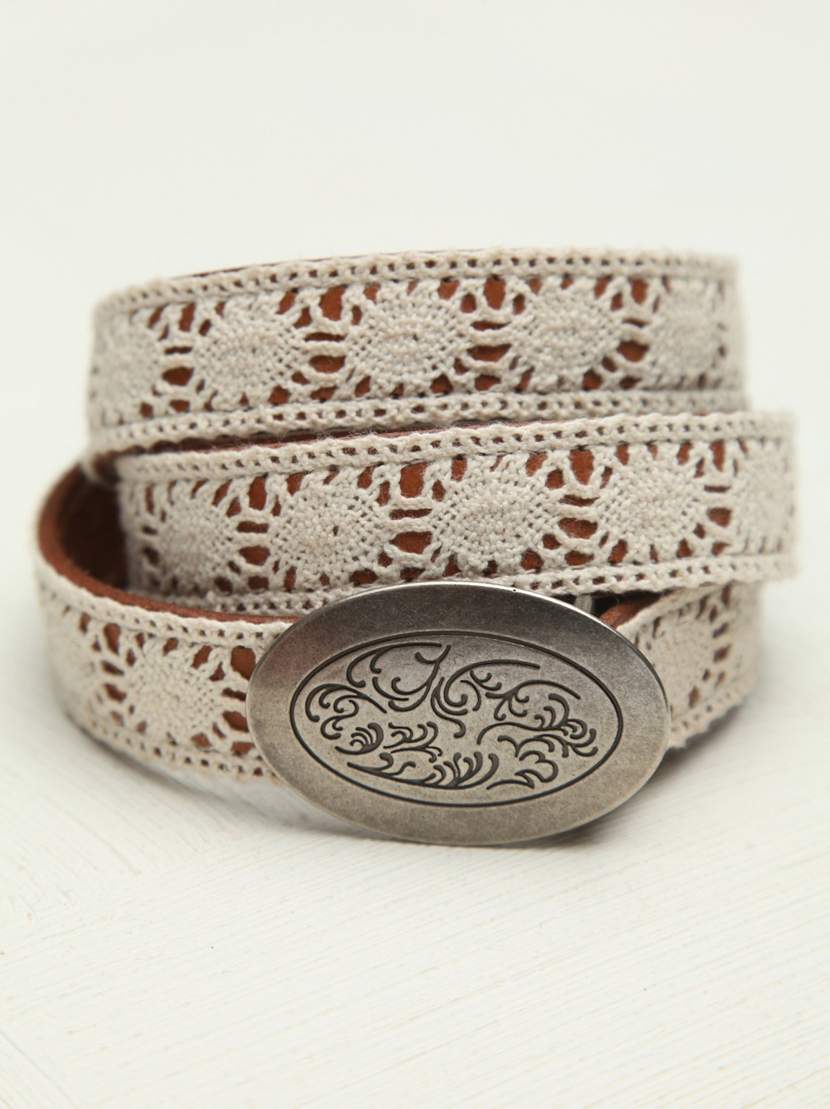 Lola Leather Belt