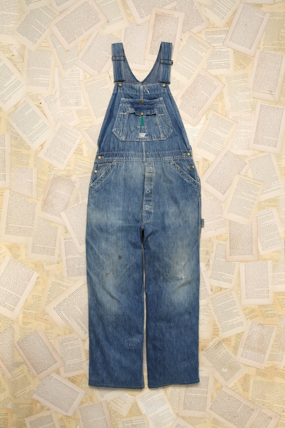 Vintage Liberty Denim Overall