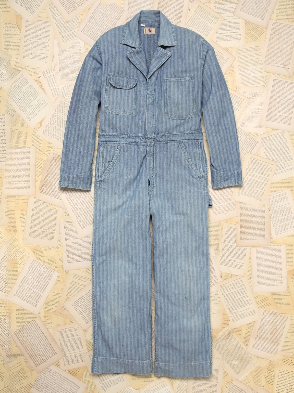 Vintage Blue Bell Coveralls