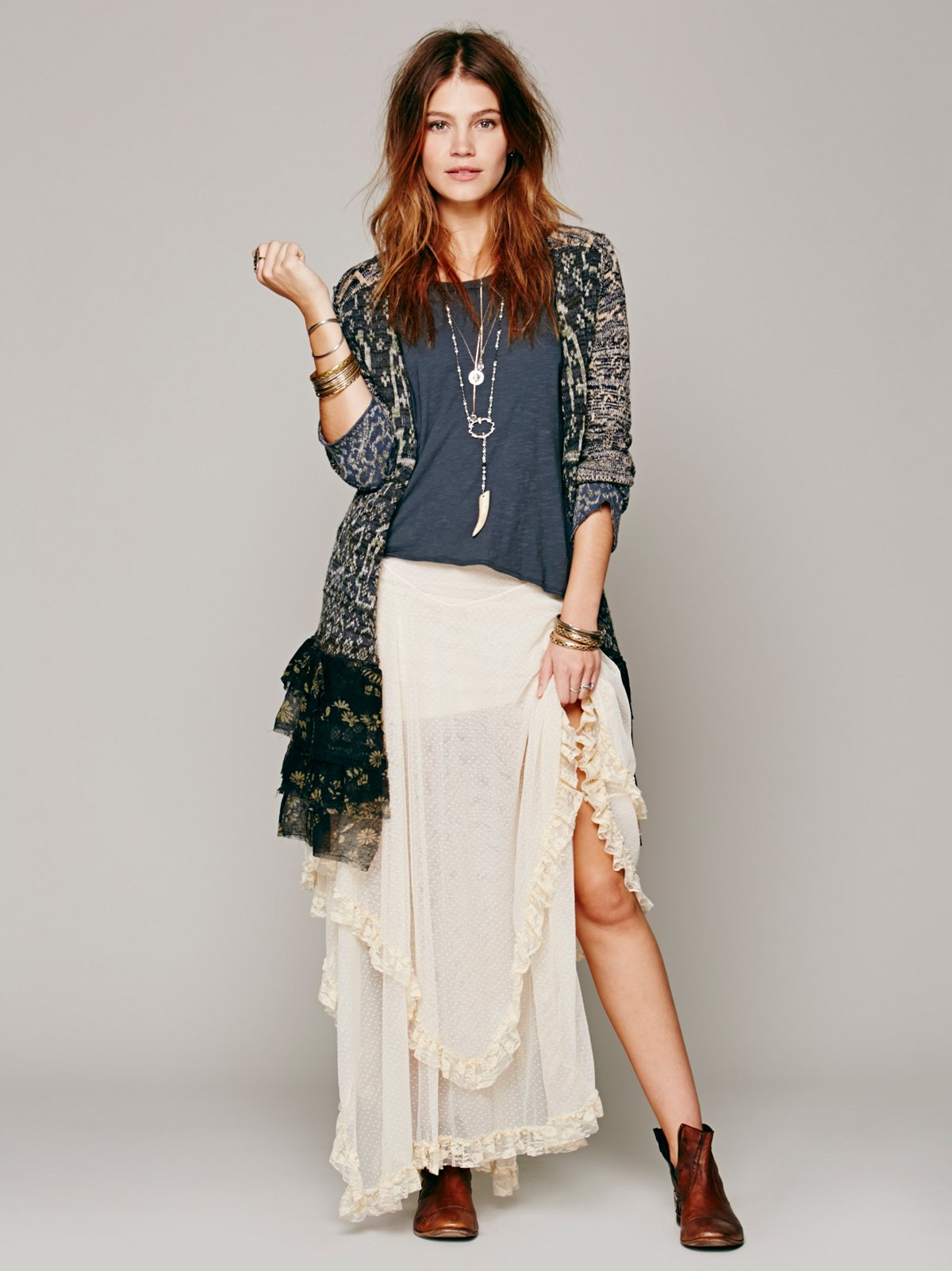 Spanish Court Skirt