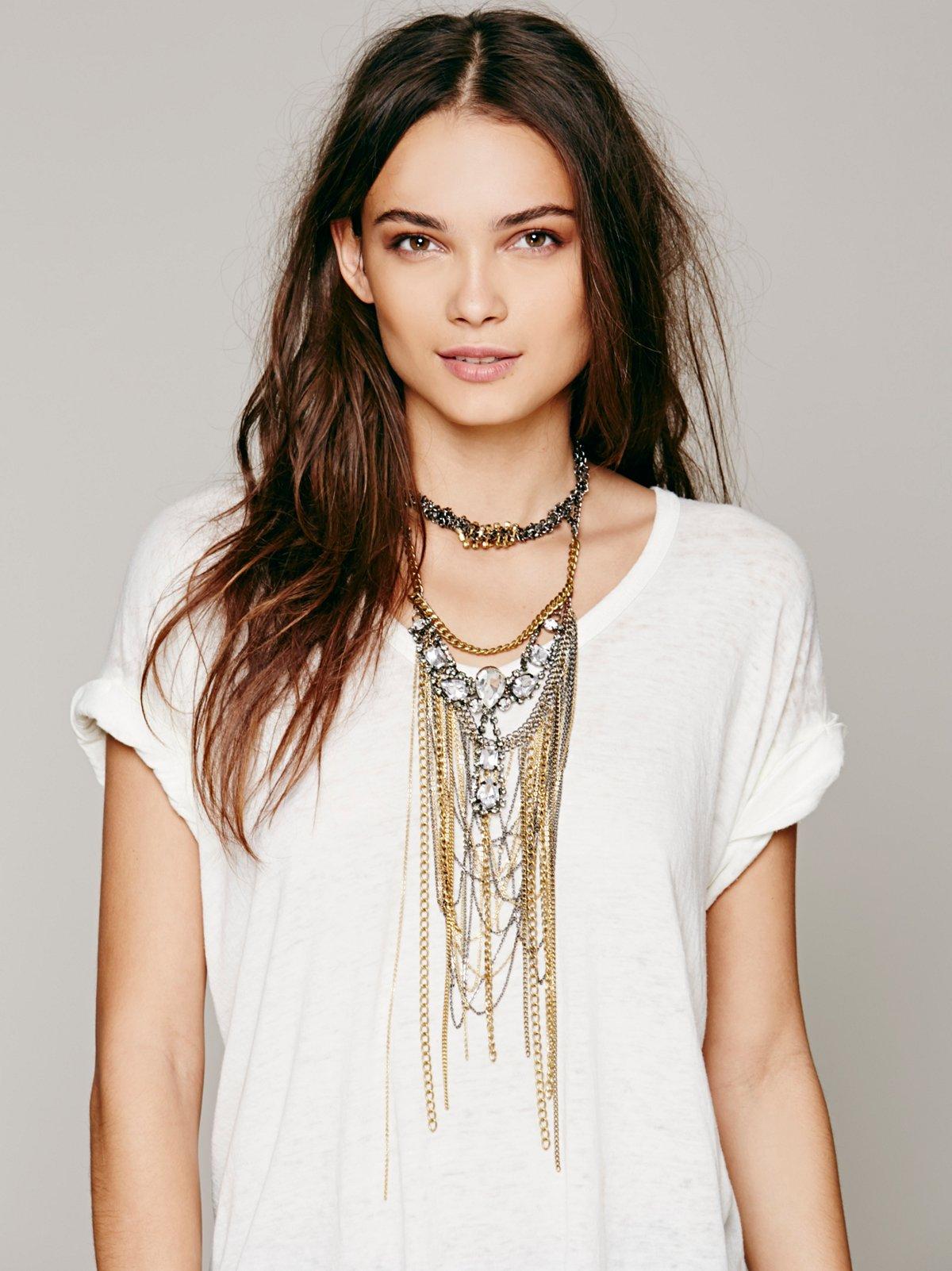 Fortaleza Collar Necklace