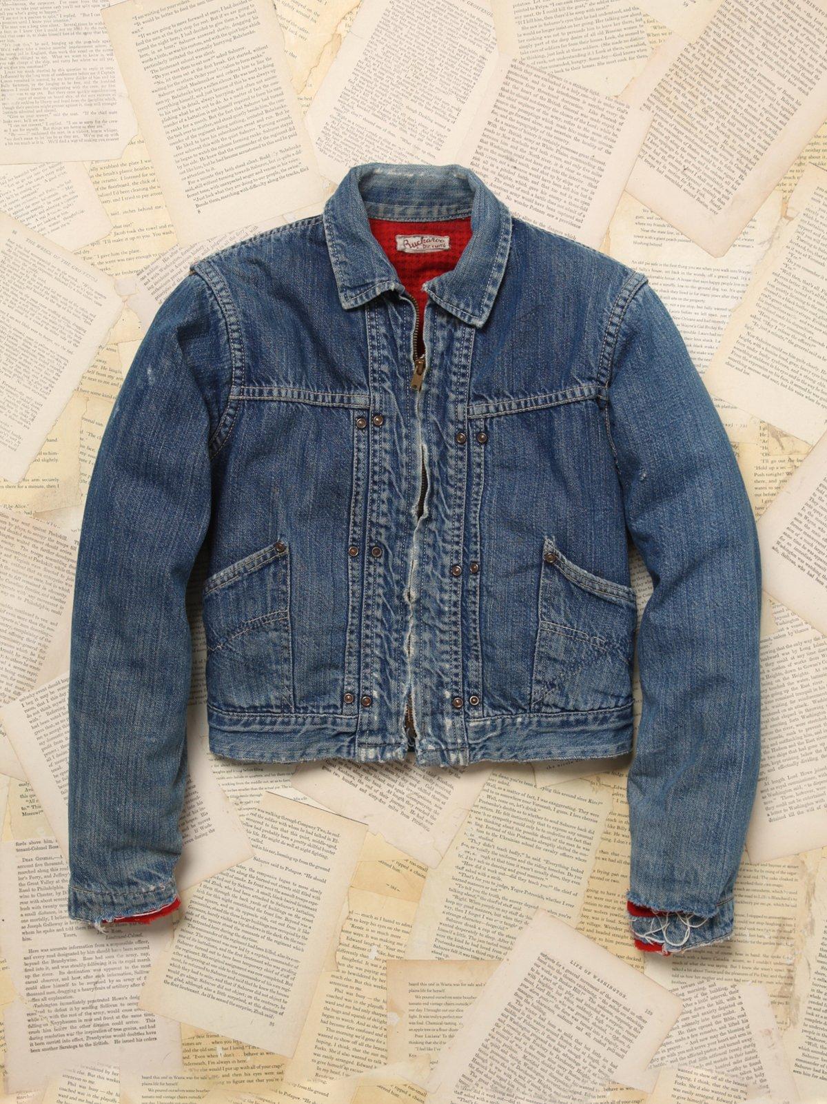 Vintage Buckaroo Big Smith Denim Jacket