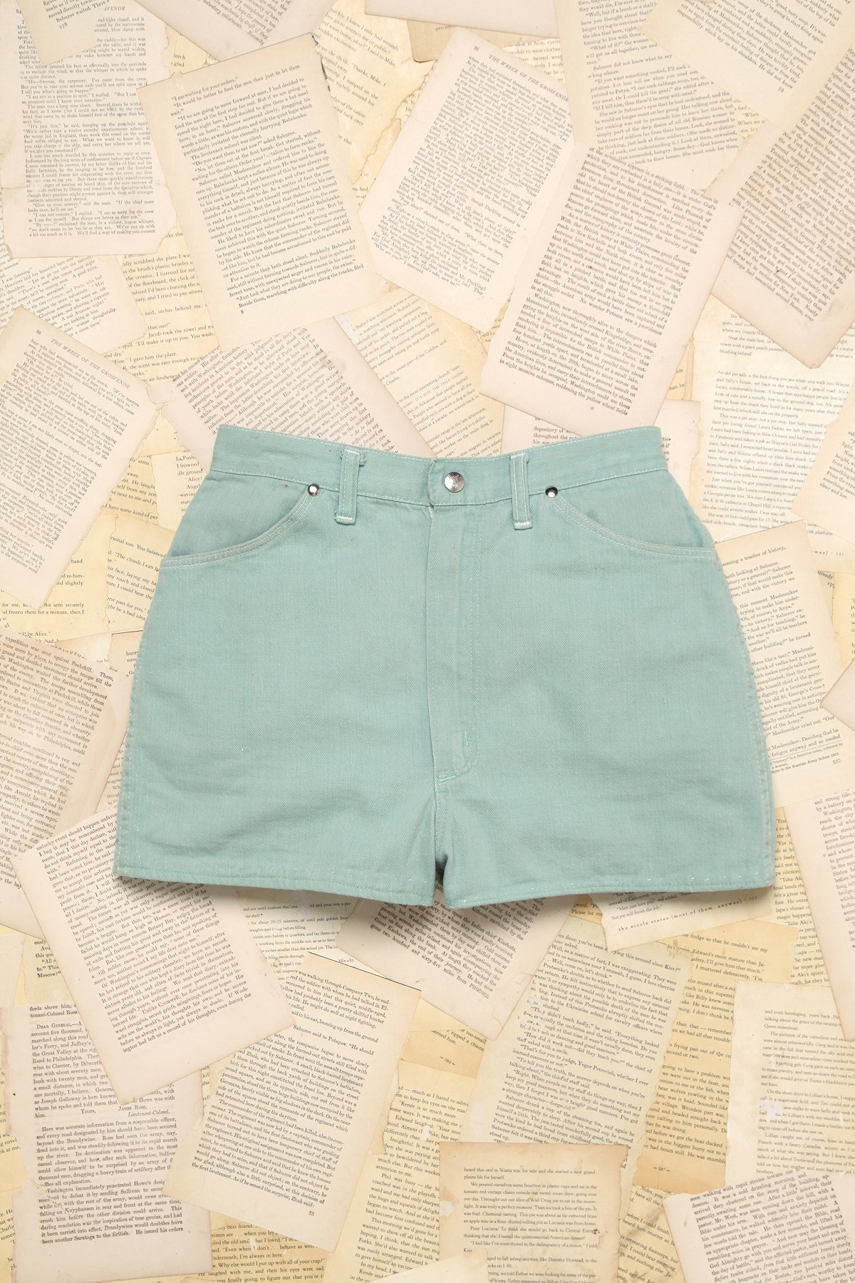 Vintage 1960s Wrangler Shorts