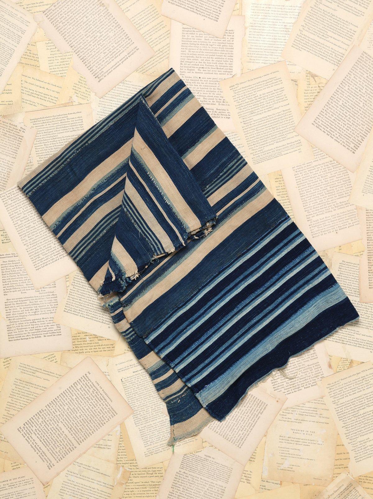Vintage Denim Sarong