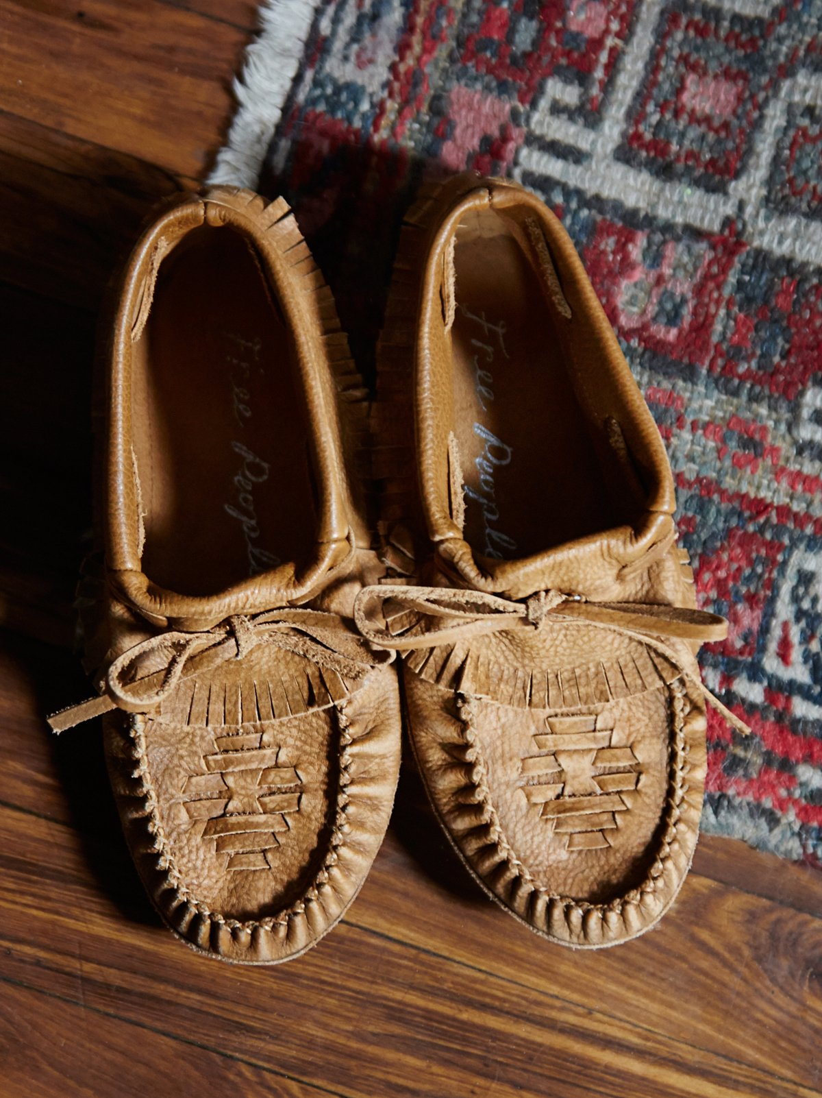 Hopewell Moccasin
