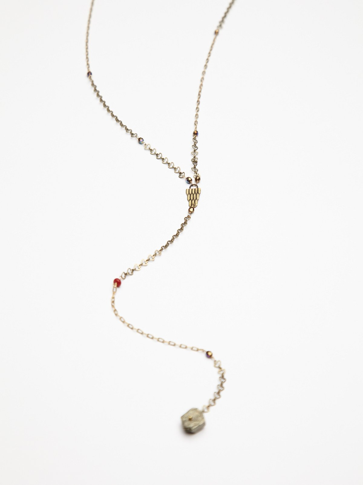 Delicate Long Rosary