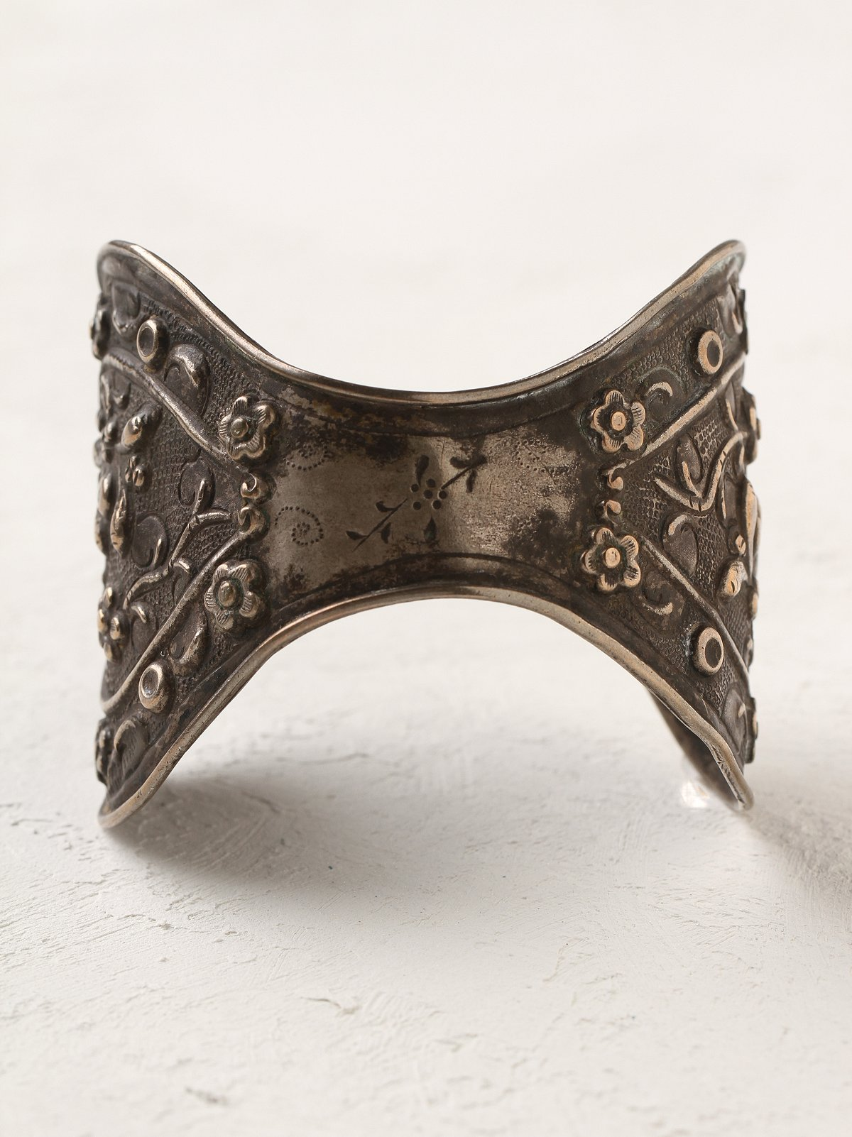 Vintage Silver Cuff
