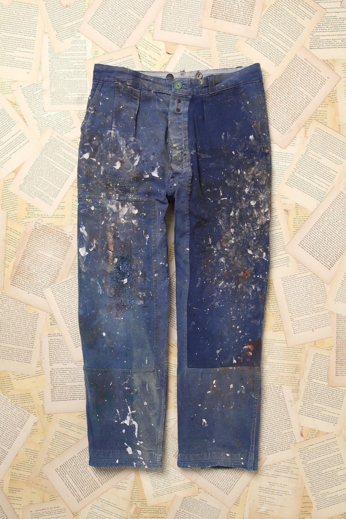 Vintage 1930s Work Pants