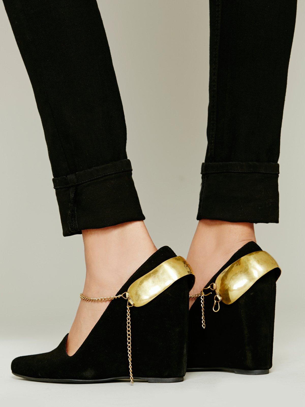 Calf Ankle Cuff