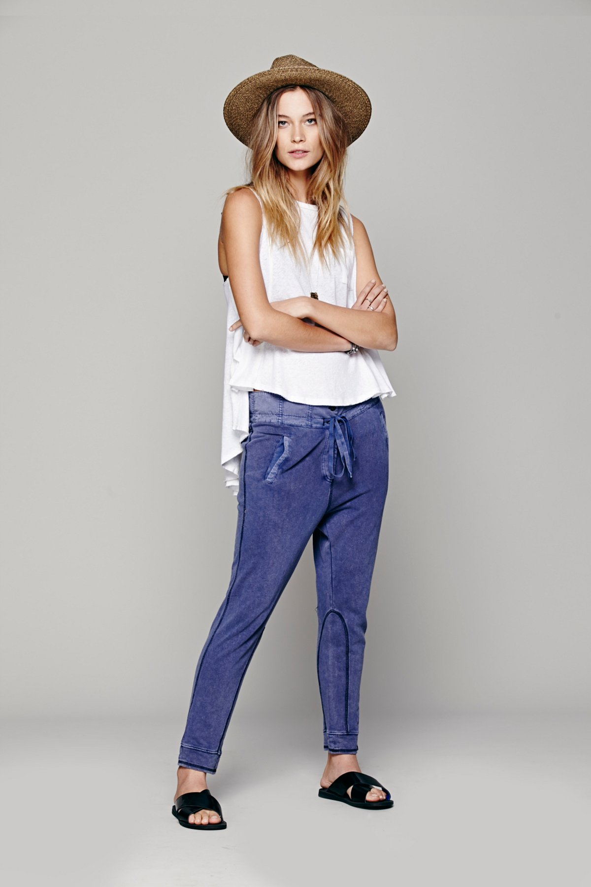 Alpine Rose Pant