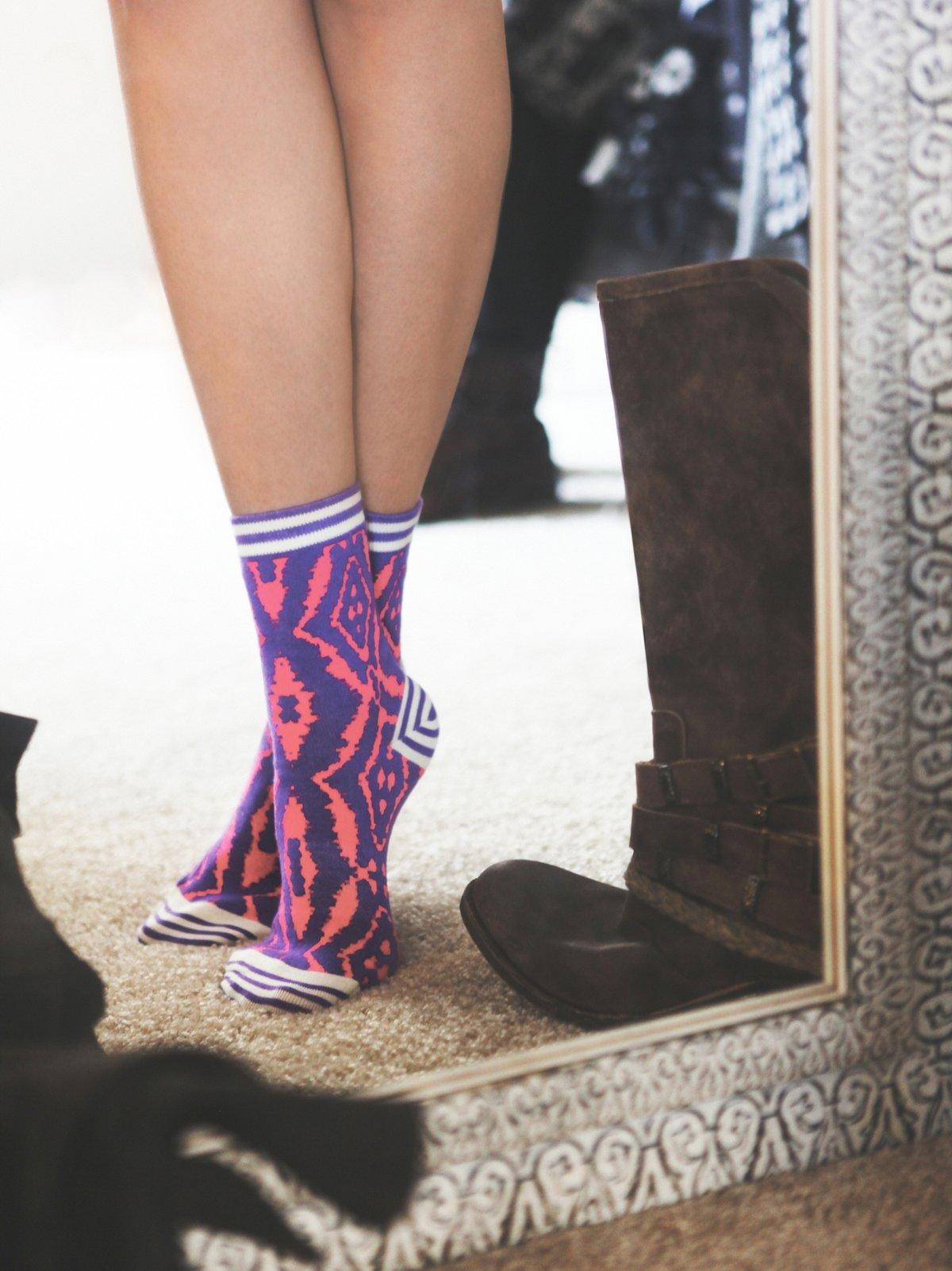 Bali Ankle Sock