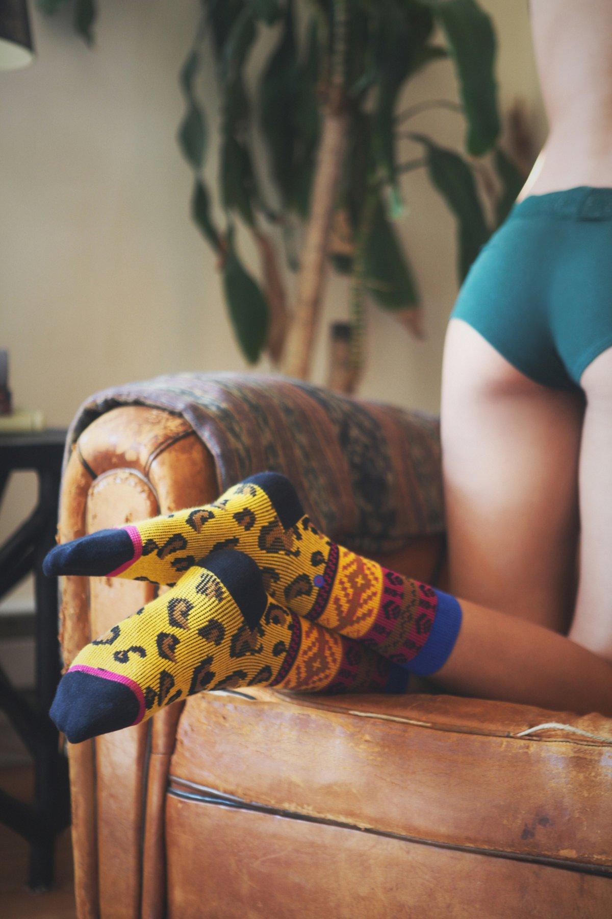 Warriors Ankle Sock