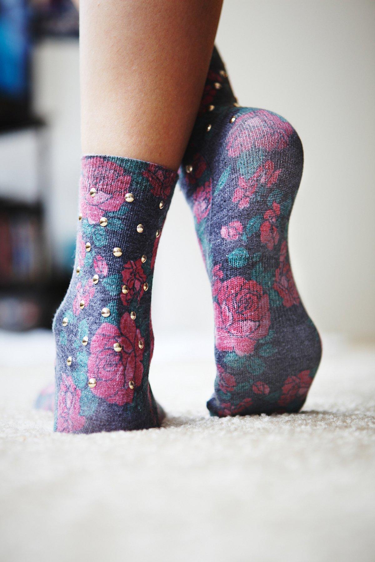 Lelaina Ankle Sock